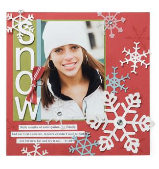 Snow Page