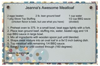 Jeanna's Awesome Meatloaf-001