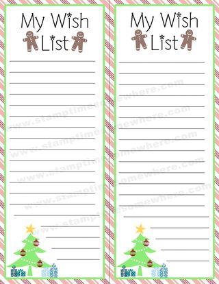 Christmas Wish List-002