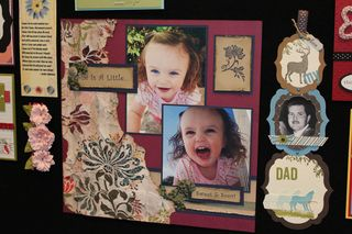 Stampin' Up! 2012 Convention Display