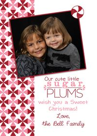 Custom and Semi Custom Christmas Photo Cards