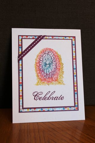 Stampin' Up! 2103 Leadership Display Sample, Feeling Sentimental, Sycamore Street, Jeanna Bohanon