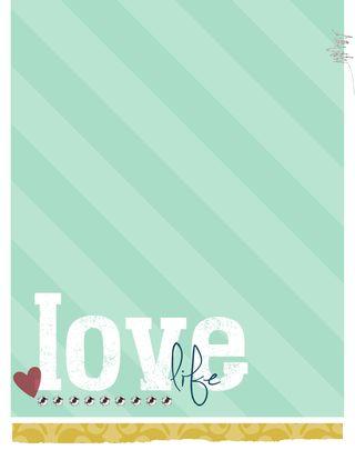 Happy Things Card